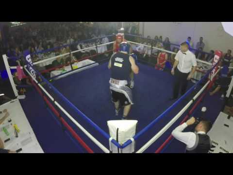 Ultra White Collar Boxing Bradford | Ryan Lord VS Scott Butler