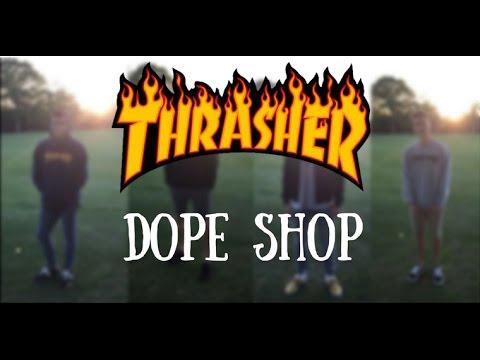 Обзор оригинального Thrasher / Authentic Thrasher Review (+how To Not Buy Fake One)
