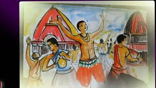 How to draw rath yatra - Puri rath yatra drawing Easy