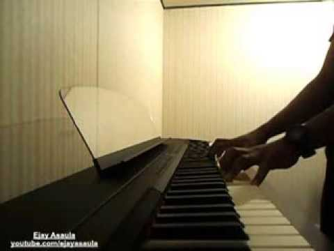 At the Cross - Hillsong ( Piano Cover )