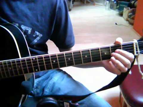 How To Play Tears Dont Fall by Bullet For My Valentine Acoustic