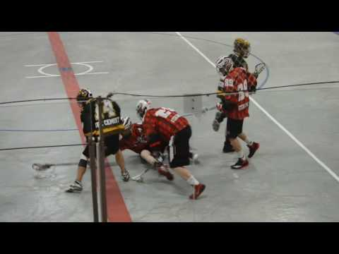 Capital Region Axemen vs Kahnawake Mohawks - June 24 2017 - Part2