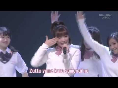 Kannpeki Gunone - AKB48 JKT48 konser bergandengan tangan dengan kakak
