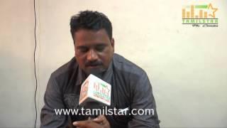 Vasantha Mani At Vetrivel Team Interview