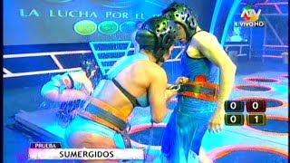 COMBATE SUMERGIDOS ULTIMA PRUEBA DEL DIA 23/06/14