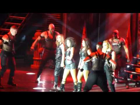 Little Mix - Stand Down (HD) - O2 Arena - 25.05.14