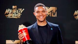 Trevor Noah dedicates MTV Award to his mom