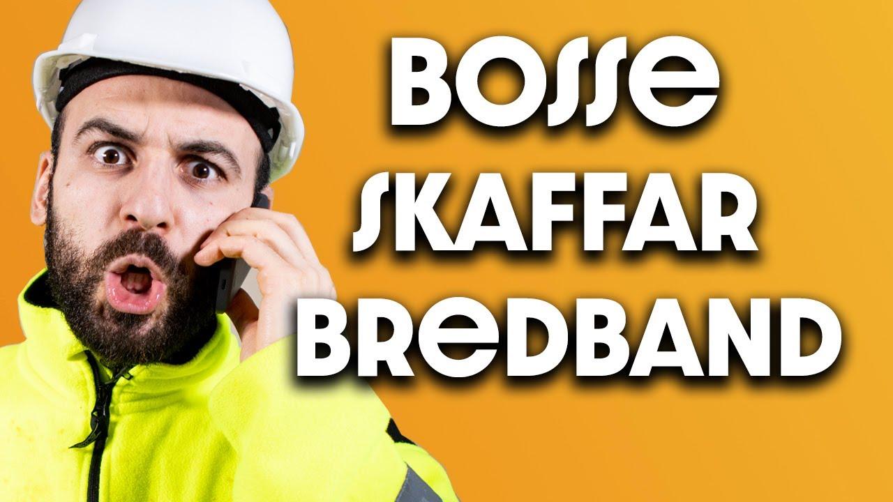 Download Bosse & Abdullah - Bredbandet