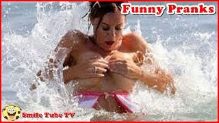 Most viral funny videos 2016, WhatsApp- Funny Pranks- Funny Videos 2016 Compilation by Smile Tube TV