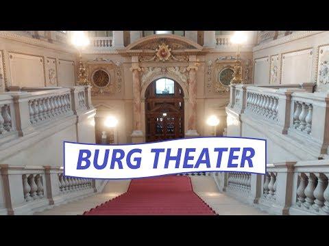 BURGTHEATER tour/VIENNA