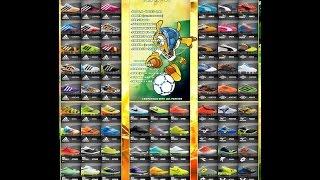 DESCARGAR PACK DE BOTAS DEL MUNDIAL BRAZIL 2014 ULTIMA EDICION PARA PES 2013 :) Thumbnail