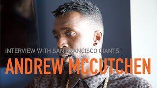 Andrew McCutchen Interview -  Media Day 2018