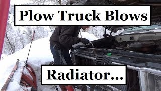 plow-truck-blows-radiator-and-wiring-the-addition