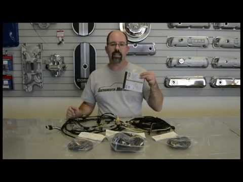 Replacement Wiring Harnesses for your Mustang from Sacramento Mustang