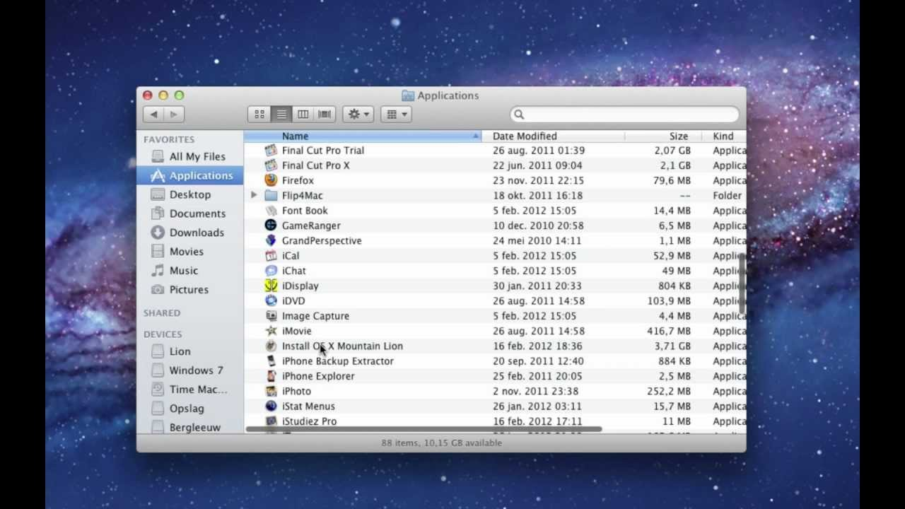 How to easily install OS X Mountain Lion on your PC / Laptop / Hackintosh,  Guide / Tutorial