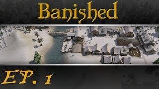Blitz Plays Banished - Blitzington - Ep. 1 - Humble Beginning