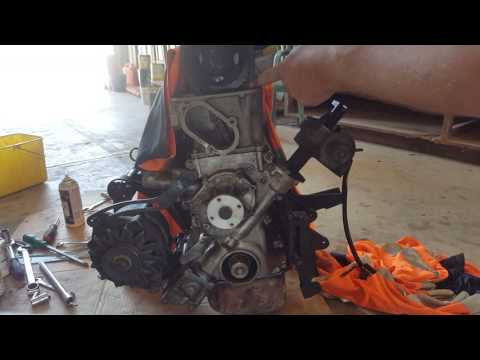 l20b distributor timing setup youtube
