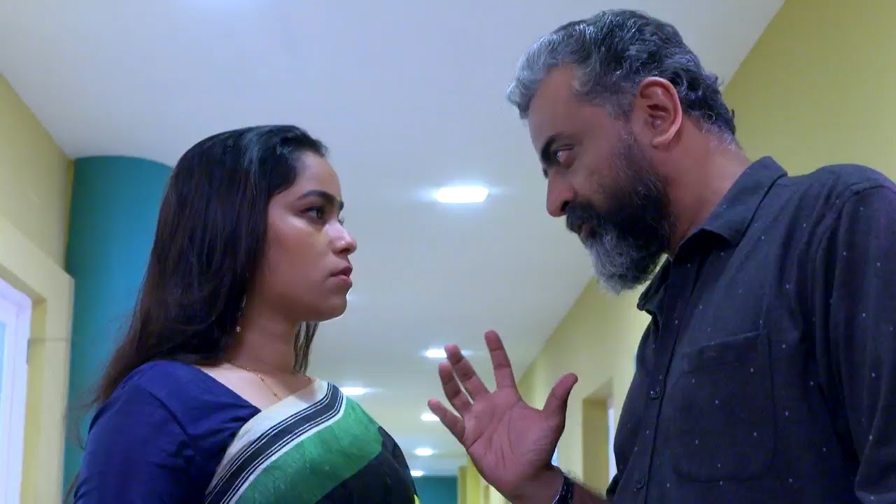 #DrRam | Renuka  gets warning from Ram | Mazhavil Manorama