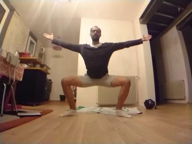 Pilates semaine 42