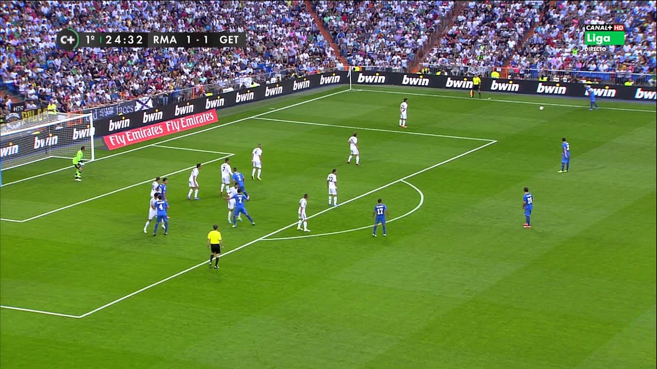 Real Madrid Vs Getafe