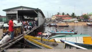 PARIKA  GUYANA-PARIKA TO BARTICA Essequibo River.
