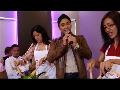 coco martin reveals secret in his cooking
