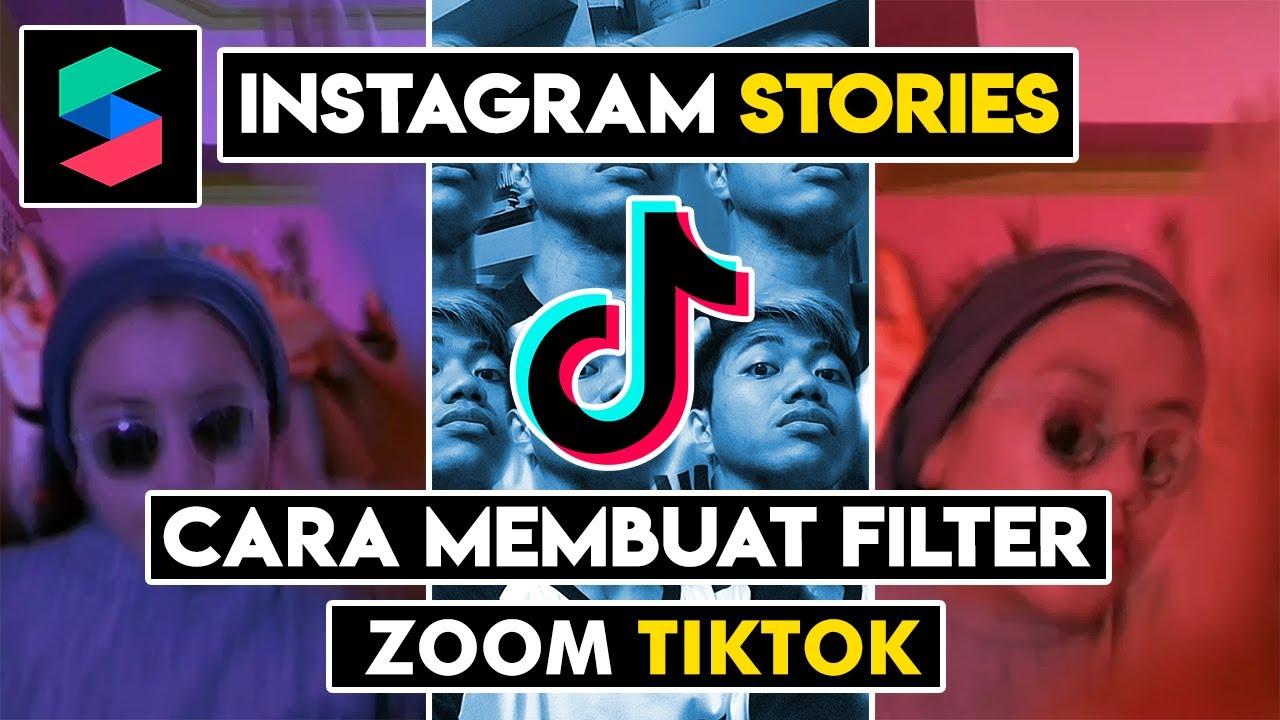 Spark Ar Tutorial Instagram Filters Cara Membuat Filter Zoom Tiktok Youtube