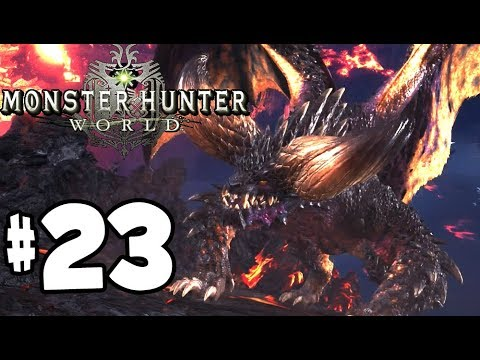 Monster Hunter World Part 23 A Colossal Task