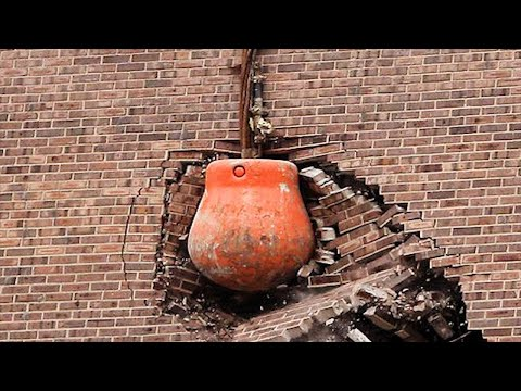 Most Satisfy Dangerous Destroys Everything Epic Construction Demolitions Compilation