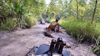 Trails at Hog Waller Mud Bog