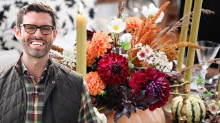 How to Make a Thanksgiving Centerpiece