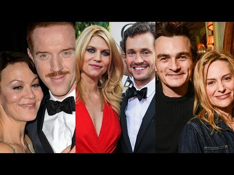Homeland ... and their real life partners
