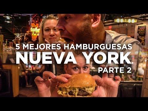 Las 5 mejores hamburguesas de Nueva York parte 2