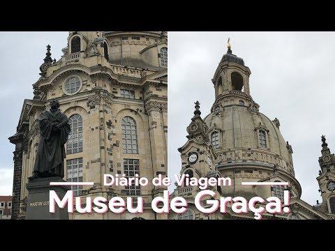 Museu de graça e Igrejas lindas | Dresden 2