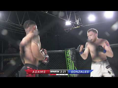 Sparta WY7: Alonzo Adams v Daniel Gonzales