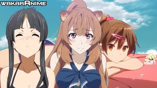 Every Beach/Pool Episodes in Anime Ever | Funny Anime Montage