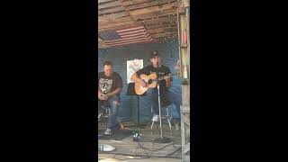 Brice Long - Scarecrow In The Garden (acoustic live version)