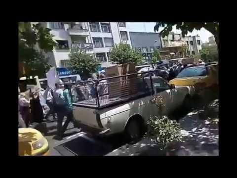 راهپیمایی های دادخواهانه امروز مالباختگان در تهران و رشت