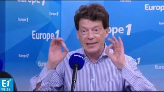 Laurent Alexandre invité du europe 1 soir - google - revolution technologique