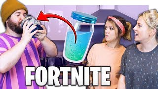 3 FORTNITE Cocktails die BALLERN!