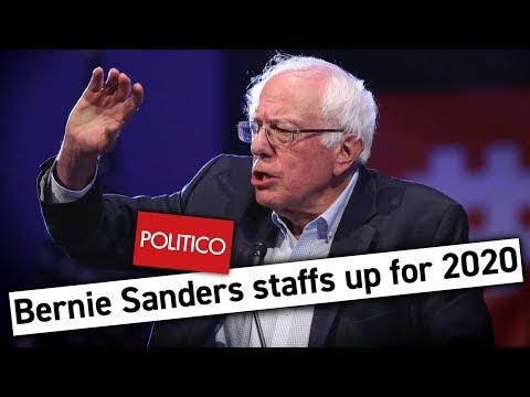 Bernie Sanders Gears Up for 2020, Recruits Ocasio-Cortez's Media Team