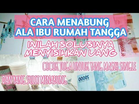 CARA MENABUNG SERIBU SEHARI MENJADI 7 JUTA !! - Tips Menabung & Cara Hemat - TONTON INI ! cara menab.