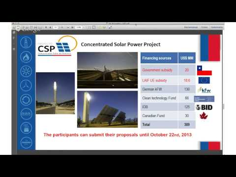 Sustainably Meeting Chile's Energy Needs