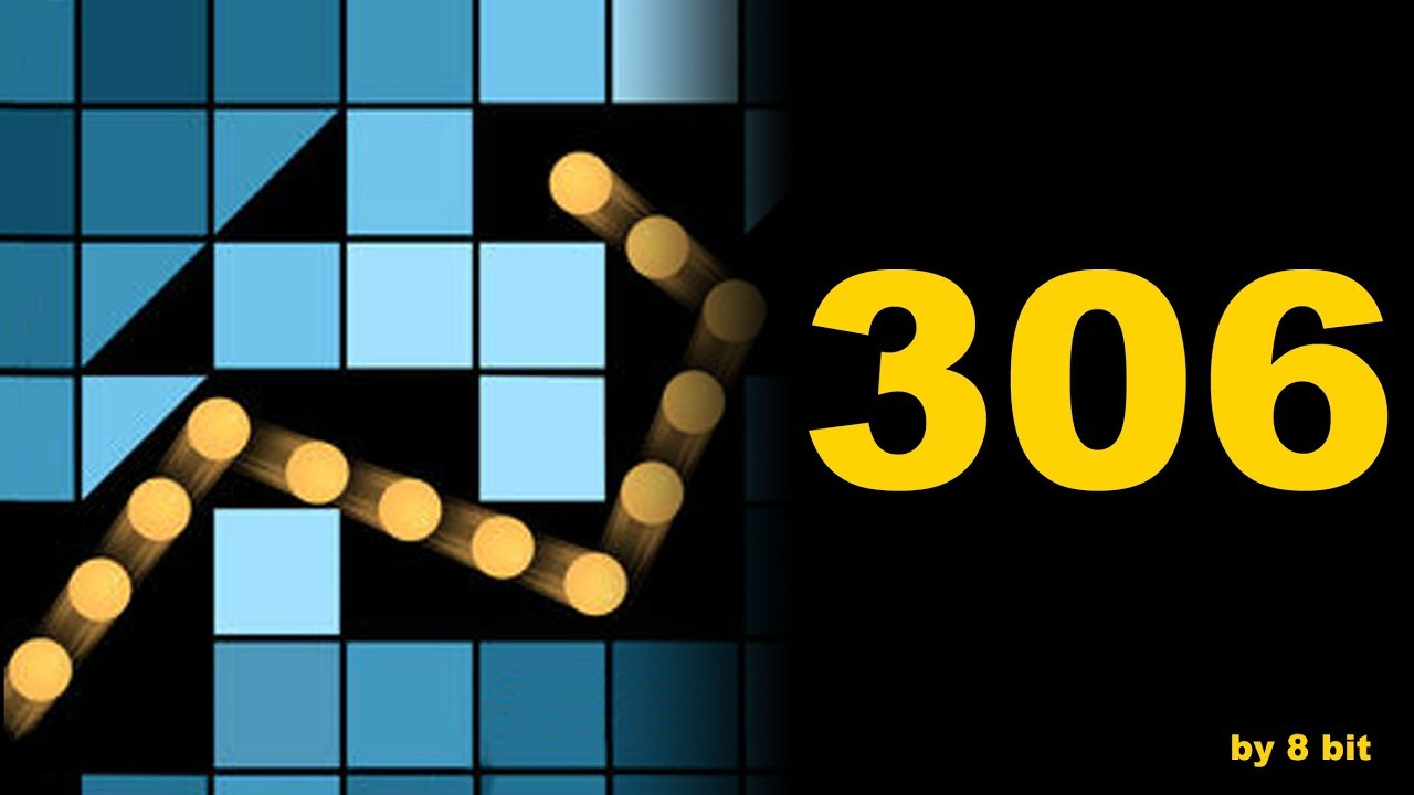 Bricks n Balls / Bricks Breaker Puzzle - 306 level cleared, 3 stars