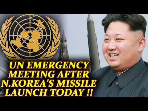North Korea Missile Launch: UN Security Council calls emergency meeting | Oneindia News