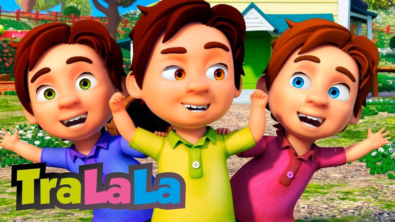 A Ram Sam Sam - Cântece pentru copii | TraLaLa