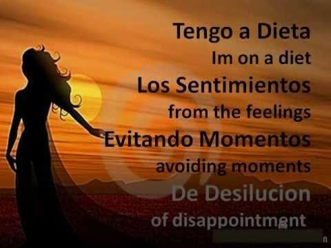Dile Al Amor Lyrics in spanish and english translation