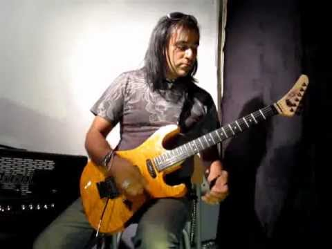 george lynch souls of we january guitar lesson by jay parmar part 1 esp guitar randall amp. Black Bedroom Furniture Sets. Home Design Ideas