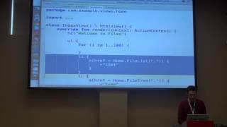 Андрей Бреслав — Type-safe Web with Kotlin