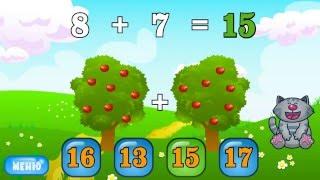 Математика и цифры для детей